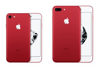 iPhone 7/7 Plusに新カラー「レッド」追加 年度末に発表する辺りがAppleのやらしいとこ